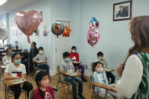 Uzbek school opens in New York